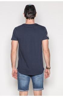 T-Shirt GRANT Homme S19176 (42148) - DEELUXE
