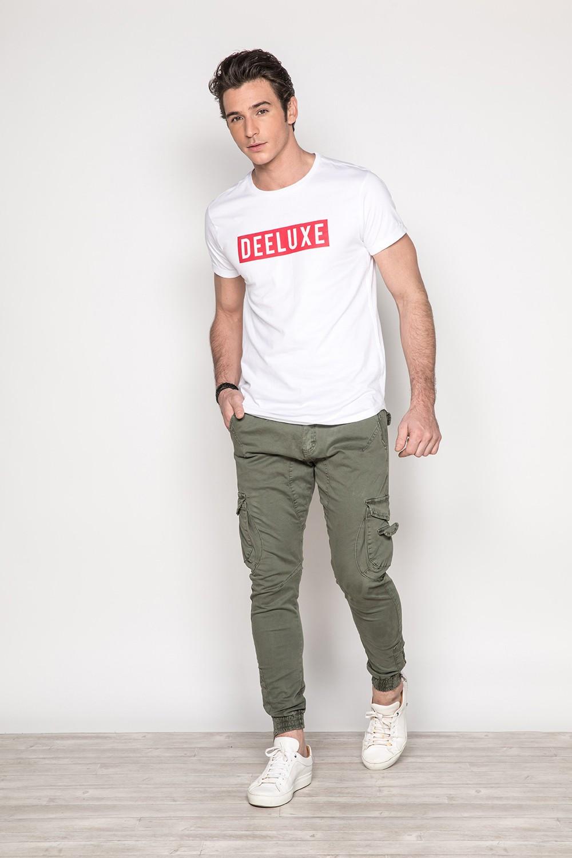Pantalon PANTALON GARDEN Homme S197017 (42155) - DEELUXE