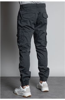Pantalon PANTALON GARDEN Homme S197017 (42159) - DEELUXE