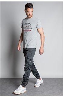 Pantalon PANTALON GARDEN Homme S197017 (42163) - DEELUXE