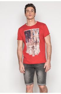 T-shirt FLAGGY Homme Deeluxe