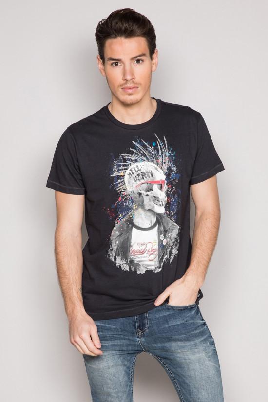 T-Shirt T-SHIRT ENFIELDON Homme S19188 (42188) - DEELUXE