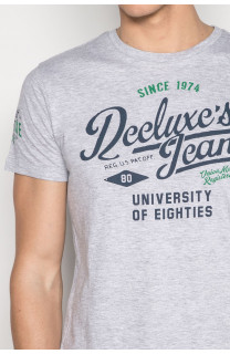 T-Shirt T-SHIRT EIGHTIES Homme S19170 (42199) - DEELUXE