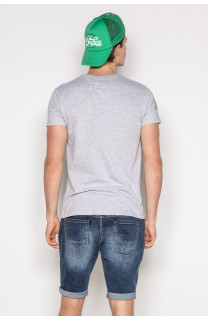 T-Shirt T-SHIRT EIGHTIES Homme S19170 (42200) - DEELUXE