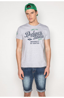 T-Shirt T-SHIRT EIGHTIES Homme S19170 (42201) - DEELUXE