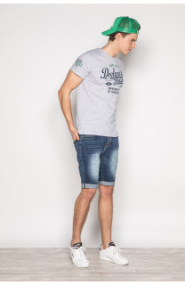 T-Shirt T-SHIRT EIGHTIES Homme S19170 (42202) - DEELUXE