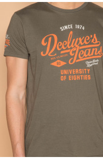 T-Shirt T-SHIRT EIGHTIES Homme S19170 (42204) - DEELUXE