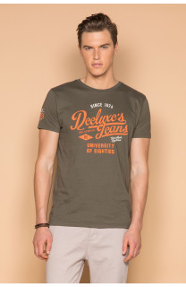 T-Shirt T-SHIRT EIGHTIES Homme S19170 (42205) - DEELUXE