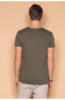 T-Shirt T-SHIRT EIGHTIES Homme S19170 (42206) - DEELUXE