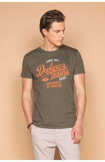 T-Shirt T-SHIRT EIGHTIES Homme S19170 (42208) - DEELUXE