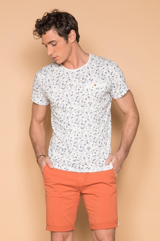 T-Shirt T-SHIRT BOTA Homme S19121 (42262) - DEELUXE