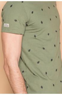 T-Shirt T-SHIRT COYOTE Homme S19105 (42372) - DEELUXE
