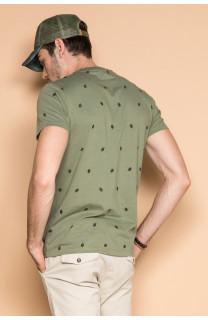T-Shirt T-SHIRT COYOTE Homme S19105 (42373) - DEELUXE
