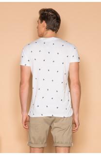 T-Shirt T-SHIRT COYOTE Homme S19105 (42379) - DEELUXE