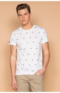 T-Shirt T-SHIRT COYOTE Homme S19105 (42381) - DEELUXE