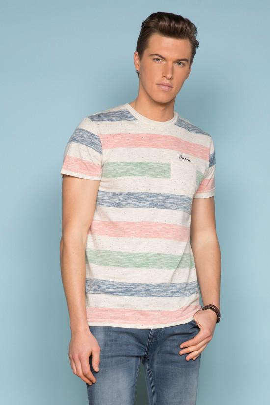 T-Shirt T-SHIRT SPRINGS Homme S19142 (42385) - DEELUXE