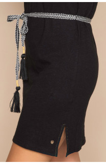 Robe TIME Femme S19212W (42392) - DEELUXE