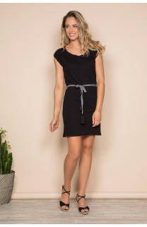 Robe TIME Femme S19212W (42396) - DEELUXE