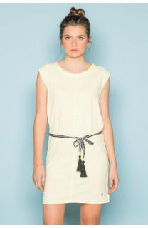 Robe TIME Femme S19212W (42399) - DEELUXE