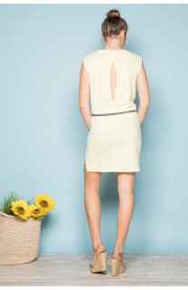 Robe TIME Femme S19212W (42400) - DEELUXE