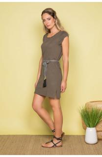 Robe TIME Femme S19212W (42406) - DEELUXE