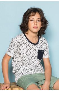 T-Shirt SUNAIR Garçon S19124B (42527) - DEELUXE