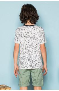 T-Shirt SUNAIR Garçon S19124B (42530) - DEELUXE