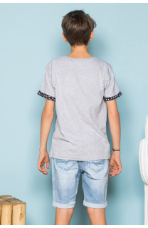 T-Shirt BAHAMAS Garçon S19141B (42550) - DEELUXE