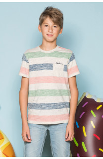 T-Shirt SPRINGS Garçon S19142B (42556) - DEELUXE