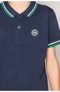 Polo BRITLEY Garçon S19216B (42570) - DEELUXE