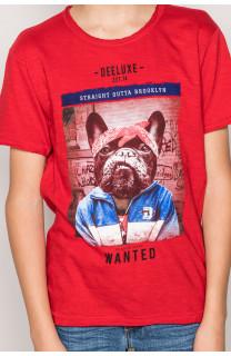 T-Shirt BANDIDO Garçon S19190B (42586) - DEELUXE
