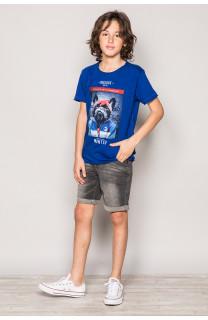 T-Shirt BANDIDO Garçon S19190B (42588) - DEELUXE