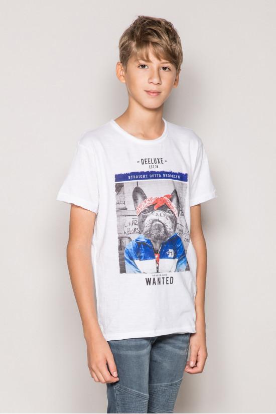 T-Shirt BANDIDO Garçon S19190B (42587) - DEELUXE