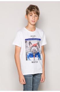 T-Shirt BANDIDO Garçon S19190B (42592) - DEELUXE