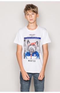 T-Shirt BANDIDO Garçon S19190B (42594) - DEELUXE