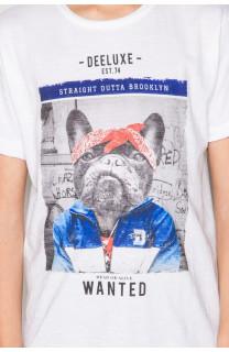 T-Shirt BANDIDO Garçon S19190B (42596) - DEELUXE