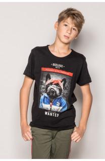 T-Shirt BANDIDO Garçon S19190B (42597) - DEELUXE