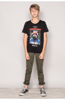 T-Shirt BANDIDO Garçon S19190B (42598) - DEELUXE