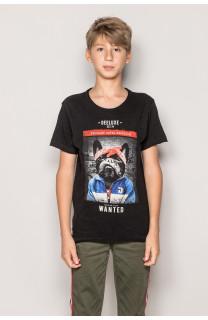 T-Shirt BANDIDO Garçon S19190B (42599) - DEELUXE