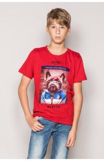 T-Shirt BANDIDO Garçon S19190B (42602) - DEELUXE