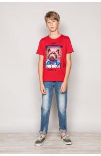 T-Shirt BANDIDO Garçon S19190B (42603) - DEELUXE