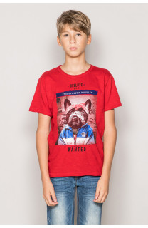 T-Shirt BANDIDO Garçon S19190B (42604) - DEELUXE