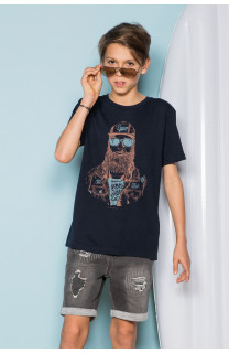 T-Shirt TELLON Garçon S19143B (42606) - DEELUXE