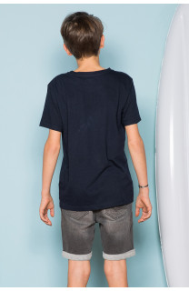 T-Shirt T-Shirt TELLON Garçon S19143B (42609) - DEELUXE