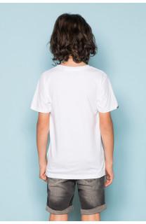 T-Shirt T-Shirt TELLON Garçon S19143B (42614) - DEELUXE