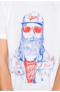 T-Shirt T-Shirt TELLON Garçon S19143B (42615) - DEELUXE
