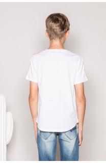 T-Shirt BANDO Garçon S19153B (42626) - DEELUXE