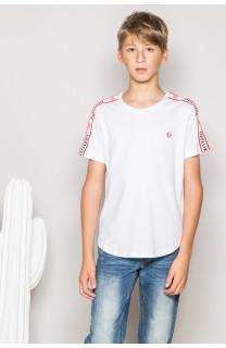 T-Shirt BANDO Garçon S19153B (42630) - DEELUXE