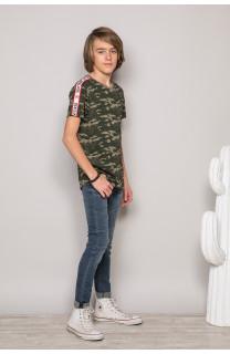 T-Shirt BANDO Garçon S19153B (42637) - DEELUXE