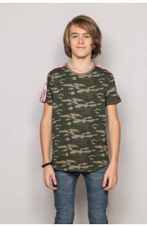 T-Shirt BANDO Garçon S19153B (42638) - DEELUXE